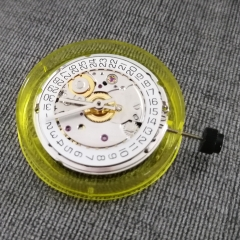 Sea-gull 2130 Clone 2824 movement automatic ETA replacement perlage decorated